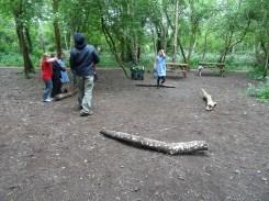 Free after school forest School Lambeth London-5