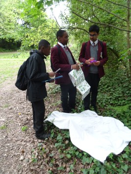 Free after school STEM club activity for St Joseph College students Lambeth London-5