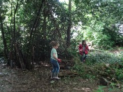 free family event Knights Hill Wood Lambeth London-14