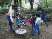free family event Knights Hill Wood Lambeth London-17