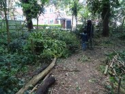 free family event Knights Hill Wood Lambeth London-20