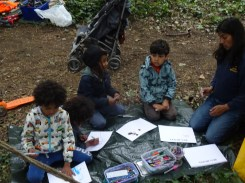 free family event Knights Hill Wood Lambeth London-7