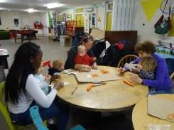 Free pre-school forest school Lollard St Adventure Playground Kennington Lambeth London-4