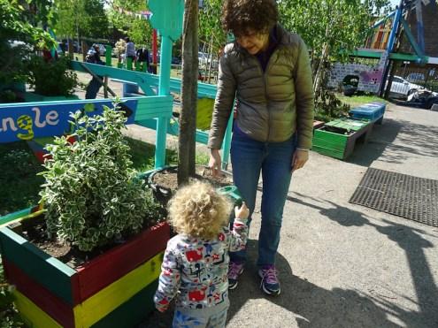 Free pre-school Lollard St Adventure Playground forest school Lambeth London-1