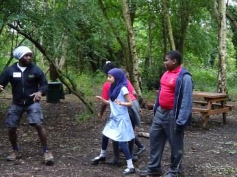 Free after school club Granton Primary Forest School Streatham Lambeth London-3