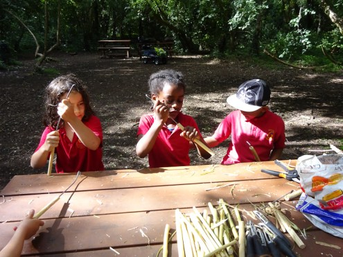 Free After School Forest School Granton Primary Lambeth London-10