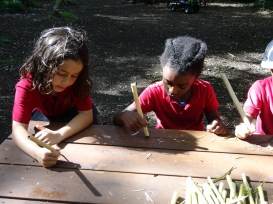 Free After School Forest School Granton Primary Lambeth London-12