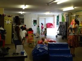 Free Family Forest School Lollard St Adventure Playground Lambeth London-5