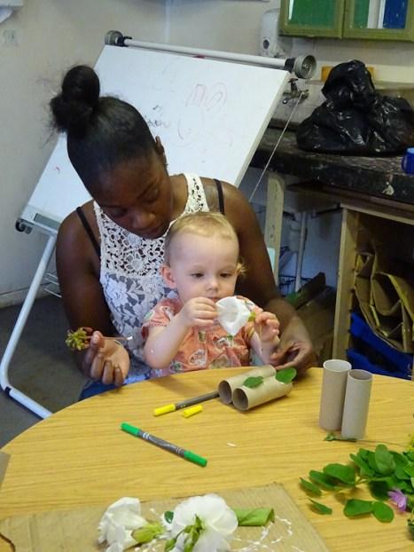 Free Family Forest School Lollard St Adventure Playground Lambeth London-8