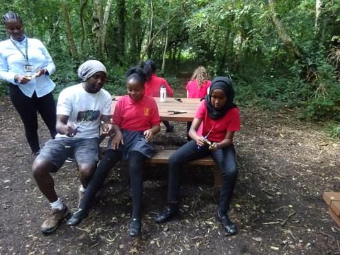 Free after school activity Granton Primary Lambeth London-4