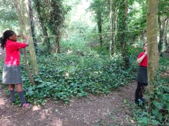 Free after school forest school club Streatham Lambeth London-6