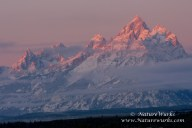 Sunrise Grand Teton NPS