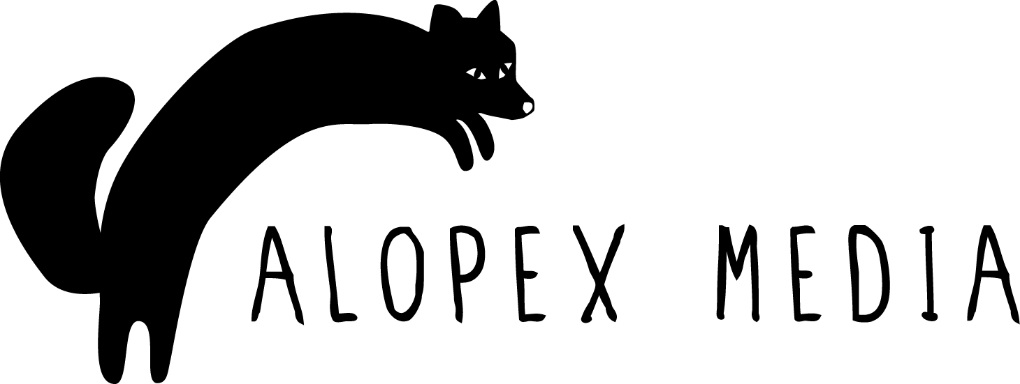 Alopex Media Logo