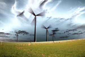 Windkraftanlagen, Windkraft, Erneuerbare Energien