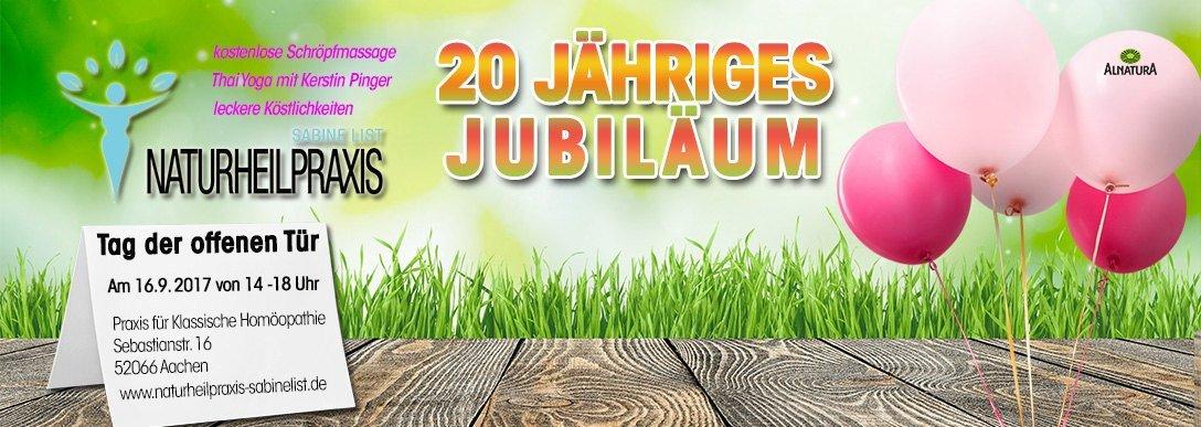 plakat 1 www Naturheilpraxis Aachen, Naturheilpraxis Sabine List
