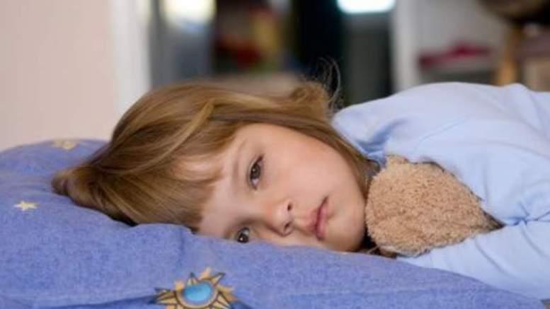 insomnio en niños