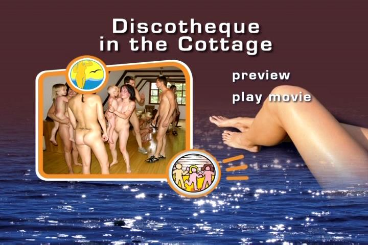 Naturist families - Discotheque in the Cottage  [Naturist Freedom Video]