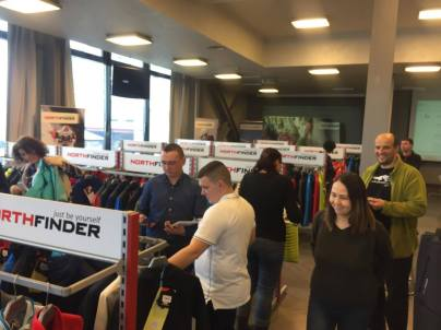 northfinder lansare colectie toamna iarna 2017/2018