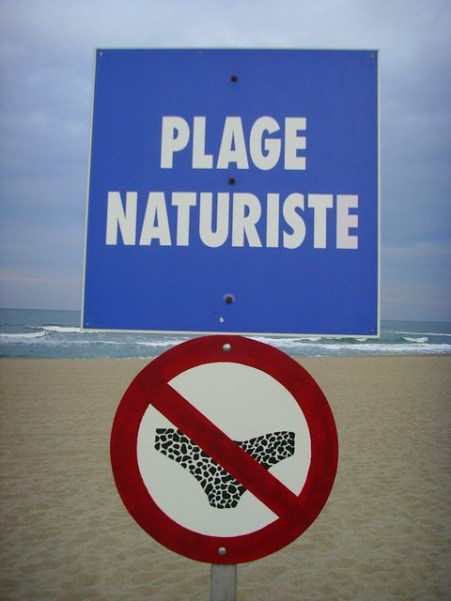 Plage Naturiste