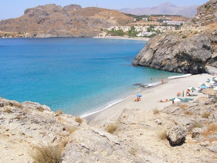 Naturismo a Creta