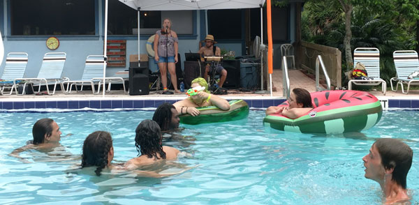 Young Adult Naturist Summer Fest