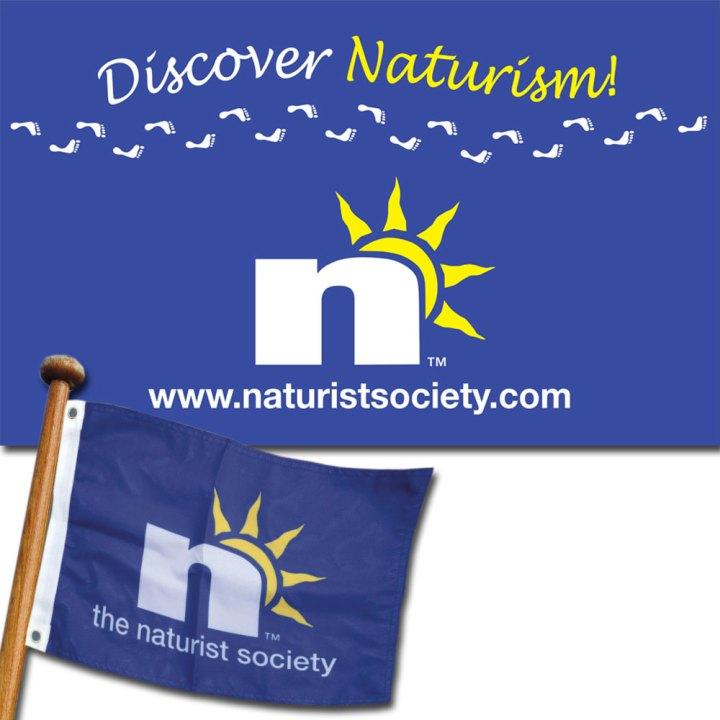 Naturist Society Flags