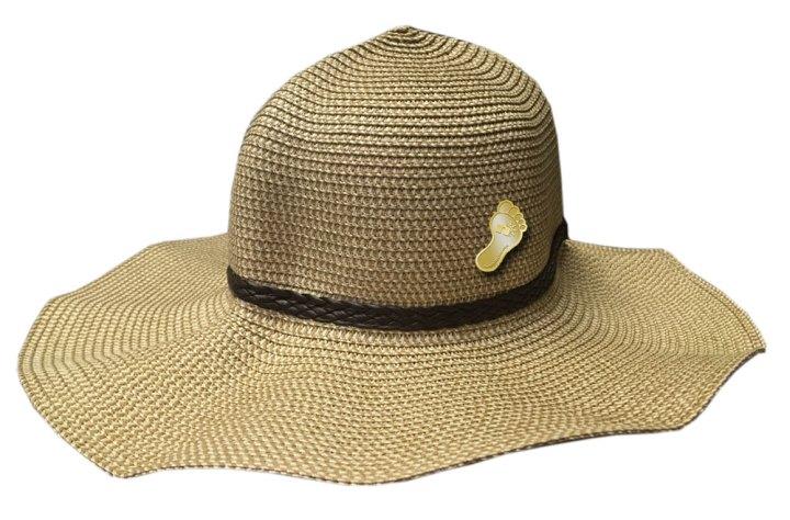 Tan Roll-n-Go Sun Hat