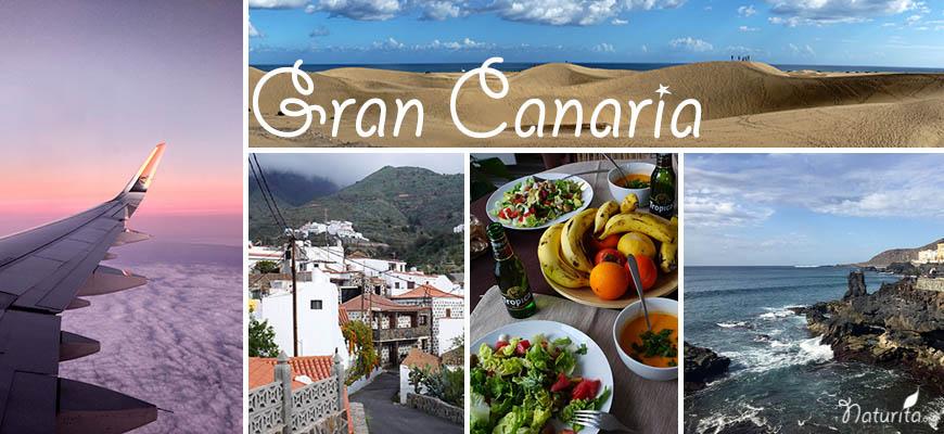 Naturita goes Grand Canaria: Vegan auf den Kanaren
