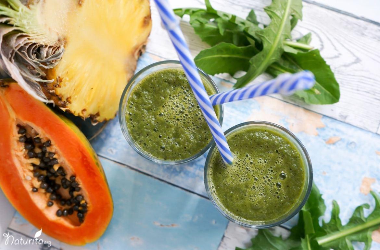 naturita-ananas-papaya-gruener-smoothie-2