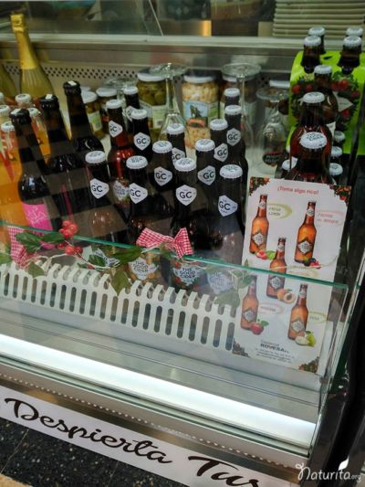The Good Cider in Mercado Central, Las Palmas de Gran Canaria