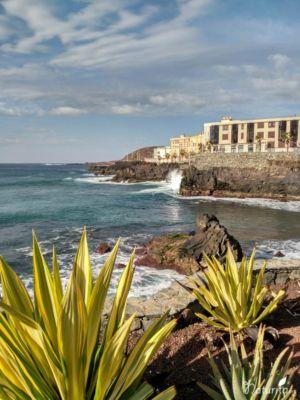 Küste in Las Palmas de Gran Canaria
