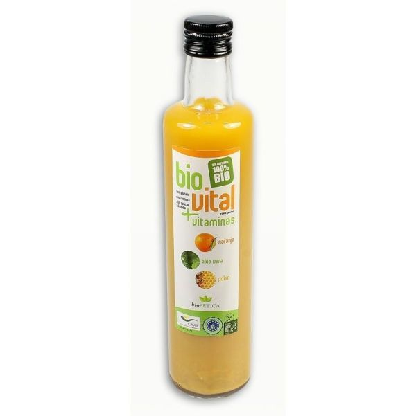 1868 Zumo vitaminas BIOBETICA 500 ml