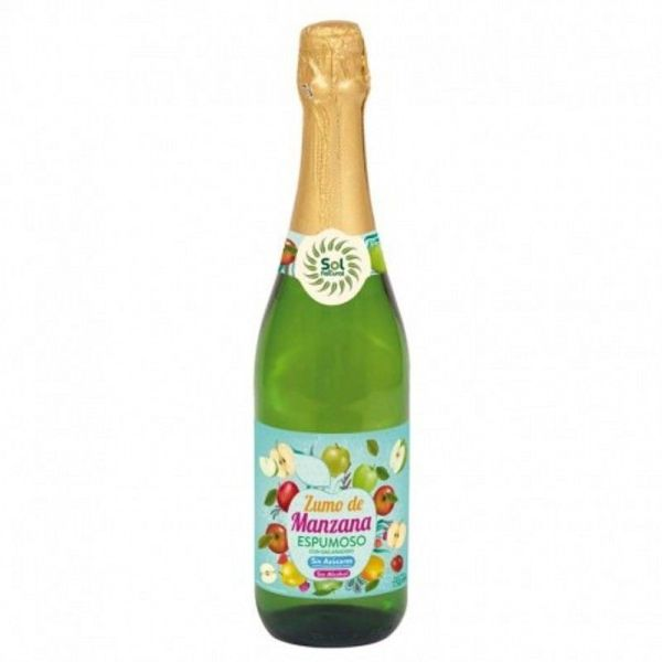 1912 Espumoso manzana SOL NATURAL 750 ml