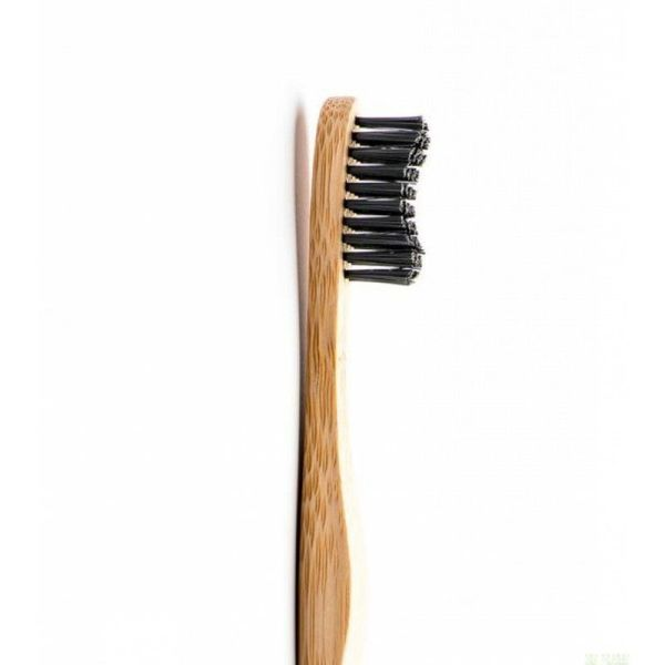 3234 Cepillo bambu adulto carbon activo HUMBLE BRUSH