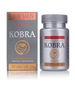 Kobra Pastillas Vigorizantes