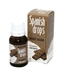 spanish drops chocolate afrodisíaco en gotas