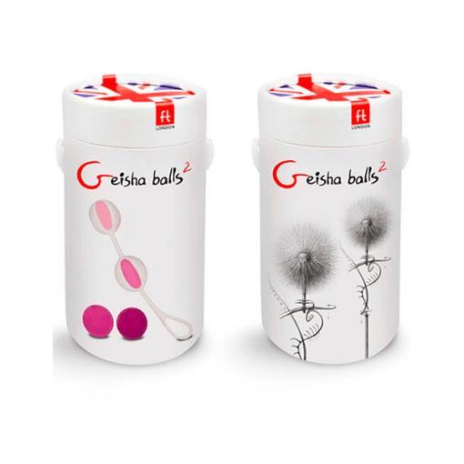 G-Vibe Bolas Con 4 Pesos Geisha Balls 2