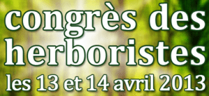 Congrès des herboristes