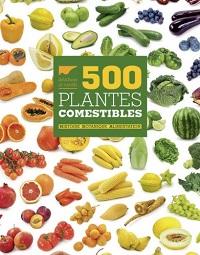 500 plantes comestibles_Naturo-Passion