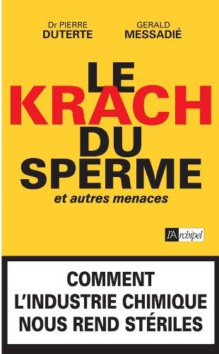 """Le Krach du sperme ou """"Le soja est-il un perturbateur endocrinien ?"""""""