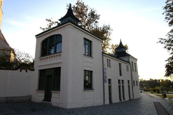 Gartenhaus des Klosterhofs Coswig (Anhalt)
