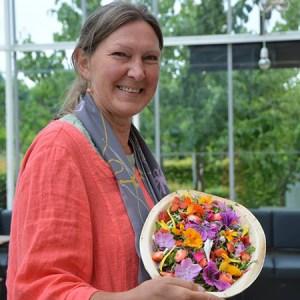 Foredrag om Fantasilater – eventyrlige blomstersalater @ Nyråd | Vordingborg | Danmark