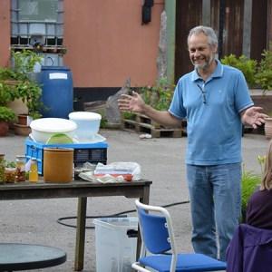 Vild fermentering for øvede @ Naturplanteskolen   Hedehusene   Danmark