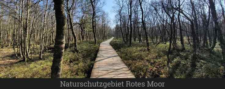 Naturschutzgebiet Rotes Moor (1)