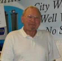 Water Treatment Specialist Dennis McDonald