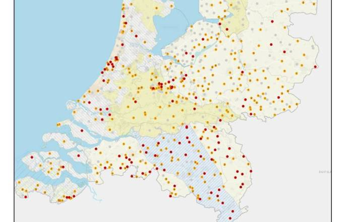 grondwatermetingen tonen chemicaliën aan in ons grondwater