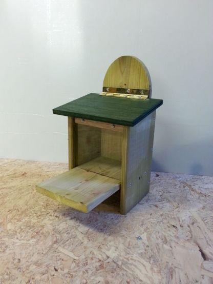 Eekhoorn-Snackbar