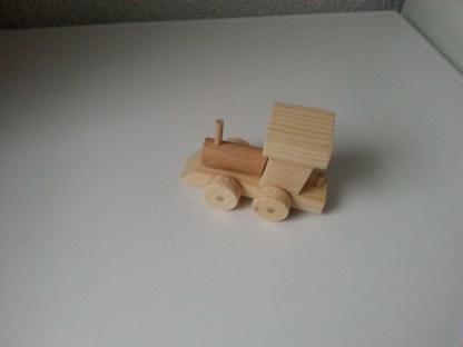 Stoomtrein FRD One Locomotief