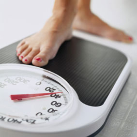 gewichts weegschaal