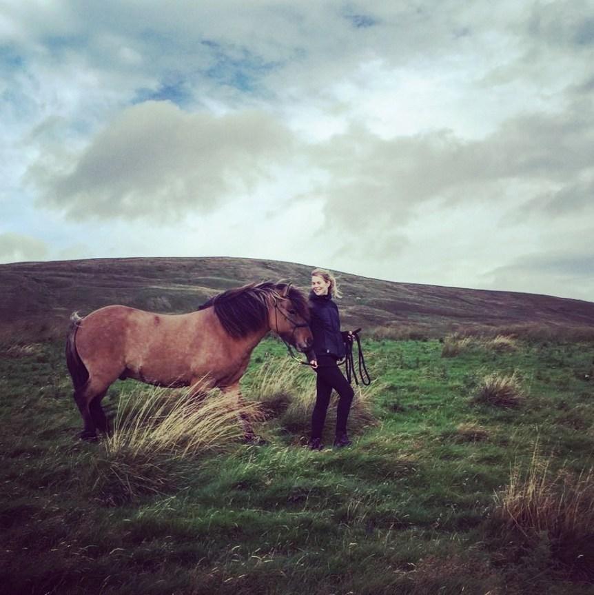 paarden houden schotland